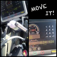This mornings session ended with a challenge on @Technogym excite. Start on level 5, every 15sec increase the level but must stay over 120 for speed reading. Keep going till the speed drops under 120. My goal to was to get higher then my previous score of level 17 today I made it to level 18... YAY!! Thanks @everydayathletetraining @doobywackerz for sharing this exercise its a beautyDouble tap if you Trained this morning too.