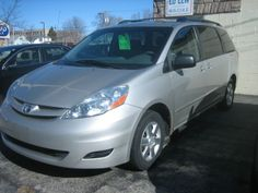 2006 Toyota Sienna, 47,895 miles, $9,995.