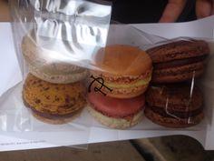Macarons da Pierre Hermé. Paris