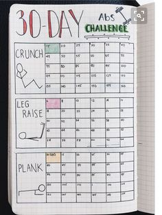 An epic list of workout trackers to try for your bullet journal! Pick your workout plan and keep track of your torture sessions in style. Try these Bullet Journal workout trackers for motivation and faster weight loss!
