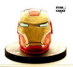 Ironman Cake - Cake by Star Cakes