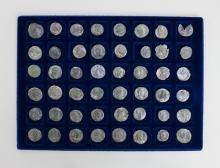 Lot 48 Roman coins / 48 Roman Coins