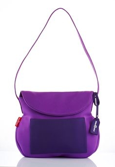 Neoprene satchel