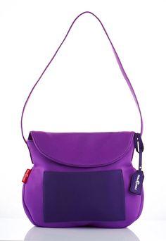 Neoprene satchel
