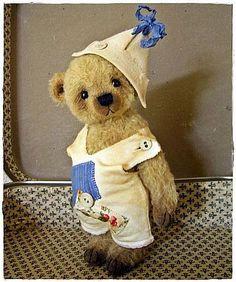 "*""OLLI"" ~ Old Style Bears - SimaBears by Simone Marthaler"
