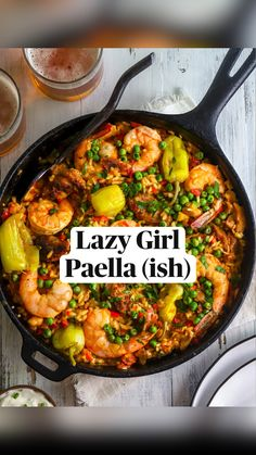 Healthy Lunches For Work, Healthy One Pot Meals, Healthy Recipes, Seafood Recipes, Shellfish Recipes, Cooking Recipes, Easy Meal Prep, Easy Meals, Ground Turkey Recipes