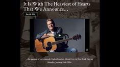 Legendary Eagles singer Glenn Frey has died - Story | KSAZ