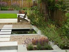 gärten kies Zen Garten Anlegen japanische