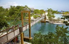 Inside the idyllic resort where Ian Fleming created James Bond http://dailym.ai/1mYWH6l