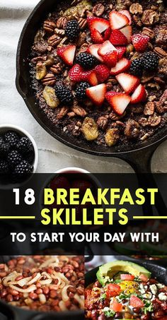 18 Breakfast Skillets To Start Your Day With