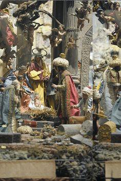 Presepe nel Museo di San Martino (Napoli)