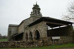 San Salvador de Vilar de Donas, Iglesia, monasterio