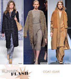 Coat + cardigan = coat-igan