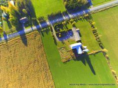 A farm at Cumberland, Ontario.