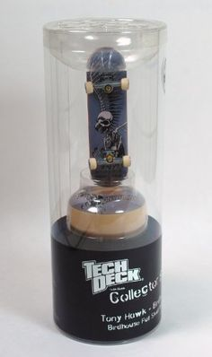 Tech Deck Collector Series ~ Tony Hawk - Birdhouse Full Skull Wheel ~ Limited Edition of 10,000 by Tech Deck, http://www.amazon.com/dp/B007X91FBY/ref=cm_sw_r_pi_dp_gbpTqb1BZSQ6G