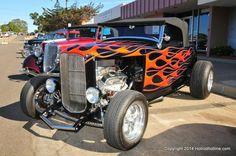 9th Annual Car Show By The Bay | Hotrod Hotline