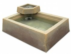 Tiered Artificial Stone Water Feature Tuscan Villa * See this great product.