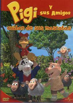 PIGI Y SUS AMIGOS CUIDAN DE SUS MASCOTAS