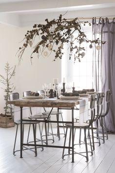Jul i naturliga, lantliga och romantiska toner ‹ Dansk inredning och design
