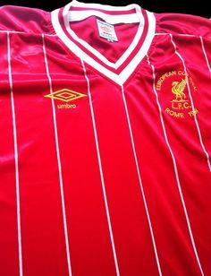 b0c0b821664  LFC  Liverpool www.facebook.com 3in1Football. Retro Hummer · Liverpool 1984  Rome European Cup Final Shirt