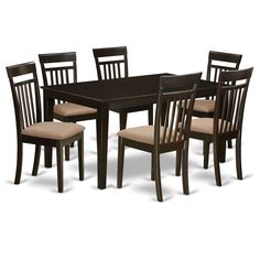 Pennington 7 Piece Extendable Dining Set | Dining Room | Pinterest