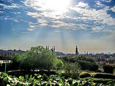Azhar Park, Egypt