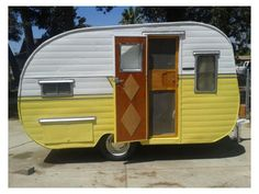 canned ham camper for sale - Google Search