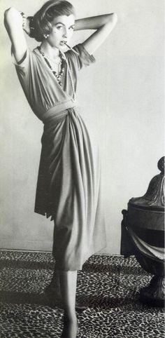 Suzy Parker, Henry Clarke 1954