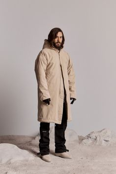Fear of God Spring 2019 Ready-to-Wear Fashion Show Urban Street Style, Street Look, Thirty Seconds To Mars, 30 Seconds, High Socks Outfits, Fashion News, Mens Fashion, Style Fashion, Fashion Trends