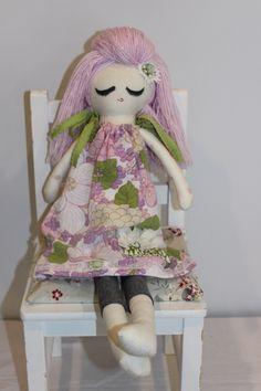 Cloth Doll Plush : Dee