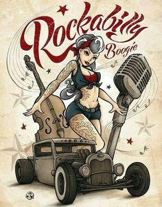 """Search Results for """"rockabilly pin up girl wallpaper"""" – Adorable Wallpapers Looks Rockabilly, Rockabilly Mode, Rockabilly Fashion, Rockabilly Music, Rockabilly Tattoos, Rockabilly Dresses, Pinup Art, Psychobilly, Retro Poster"""