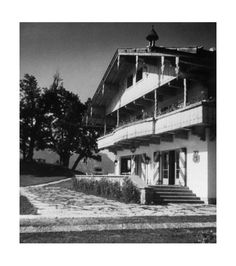 Hermann Goering House | Görings Ferienhaus: Gleich im Oktober 1933 ließ sich Hermann Göring ...