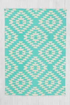 Magical Thinking Costa Geo Printed Rug