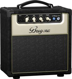 Bugera V5 5W 1x8 Tube Guitar Combo Amp.  A great low prices practice tube amp. #bugera