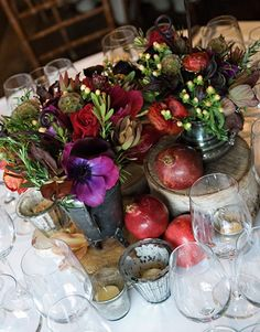 Using Fruits and Vegetables Creatively on Your Wedding Day » Alexan Events | Denver Wedding Planners, Colorado Wedding and Event Planning