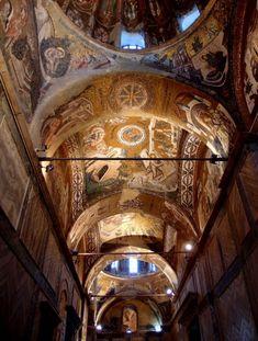 Chora Church – interior, Istanbul, Turkey