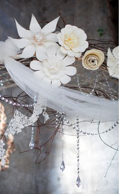 Rustic Elegance-mixing rustic elements and bling is hot trend perfect for a 'diamonds are a girl's best friend' wedding  http://www.aawep.com.au/courses_section/diploma_of_wedding_planning_styling_and_design/