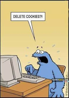 Delete Cookies ?!,  Click the link to view today's funniest pictures!