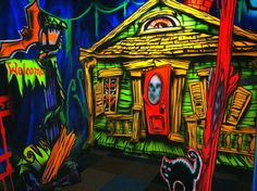 HoliBlog: Holidog's 3D Halloween Adventure