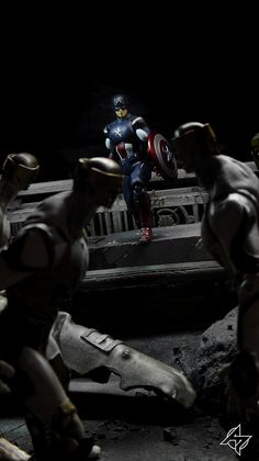 Captain America  For more, check out my Youtube Channel: www.youtube.com/advocate928  Check out some photos here: www.facebook.com/advocatereviews   _____  #Marvel #Comics #ToyPhotography #Photography #ActionFigures #ACBA #AdvocatePinoy