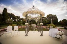 Villa Ephrussi de Rothschild wedding, French Riviera. Photography: Filmatography I Planning: Lavender & Rose I M & B