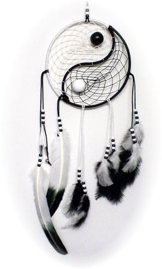 नमस्ते  (Namasté) OM Shanti ∞ ॐ ∞ LIKE www.Facebook.com/NamaStacyYoga  Yin Yang dream catcher