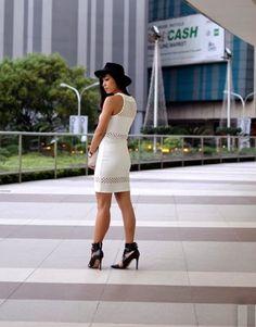 Lissa Kahayon's fine backside