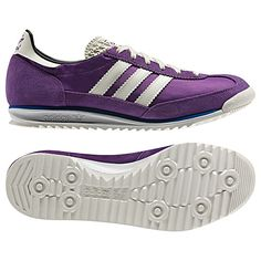 I'm pretty sure I have to have these to pay homage to my childhood - Adidas SL 72 Shoes.