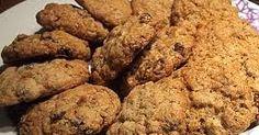 mpiskota me taxini kai meli Baby Food Recipes, Sweet Recipes, Cookie Recipes, Snack Recipes, Healthy Cookies, Healthy Sweets, Healthy Breakfasts, Healthy Food, Peach Cookies