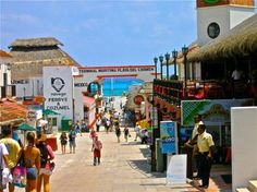 Playa del Carmen ferry to Cozumel Cancun Vacation, Vacation Places, Cruise Vacation, Vacation Spots, Cozumel Mexico, Mexico Yucatan, Quintana Roo, Cruise Port, Beautiful Places To Travel