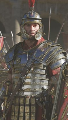 Modified the design of the Roman Legion. Thanks for watching. Ancient Egyptian Art, Ancient Rome, Ancient History, European History, Ancient Aliens, Ancient Greece, American History, Imperial Legion, Roman Armor