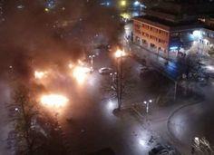 Ψησταριά-Ταβέρνα.Τσαγκάρικο.: ΒΙΝΤΕΟ: Οι μουσουλμάνοι καίνε την Σουηδία