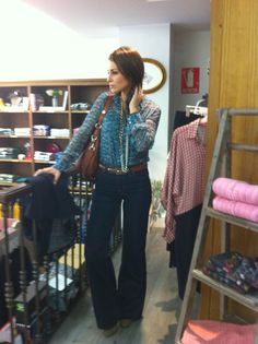"""Mis cositas cursis: Pantalones de """"Pata de Elefante"""""""