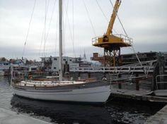 1987 Hans Christian 38 Sail Boat For Sale - www.yachtworld.com